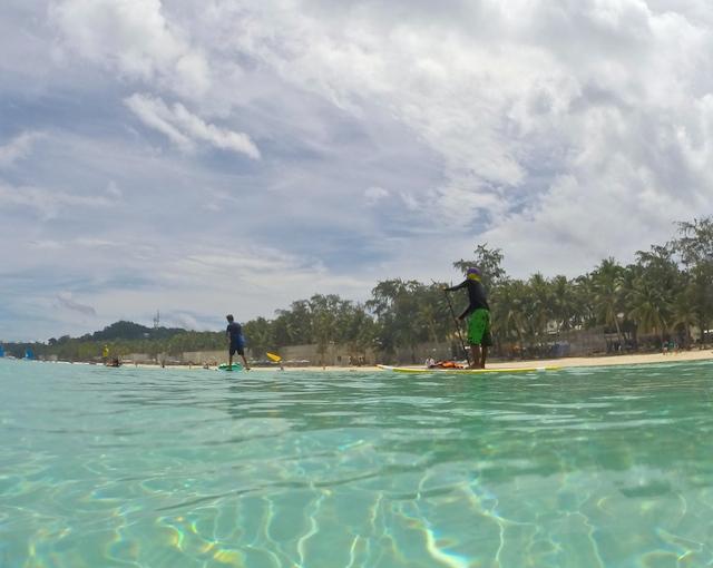ボラカイ島旅行で楽しむマリンアクティビティ