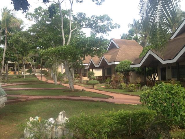 フィリピン カモテス ホテル