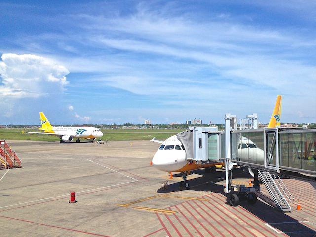セブ島  日本 航空券