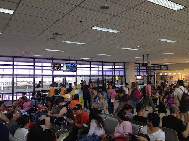 セブ 空港 wifi