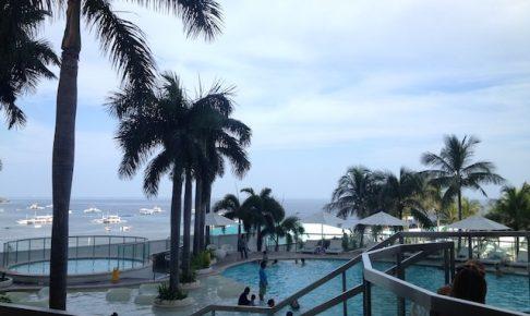 セブ島 パーティー ホテル