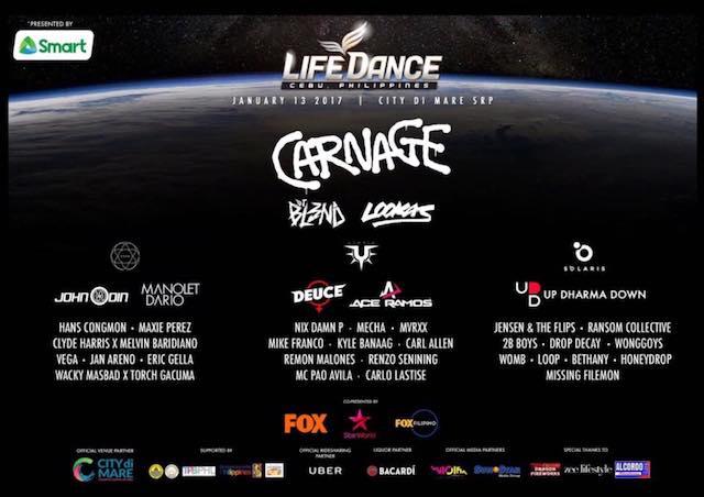 セブ lifedance イベント