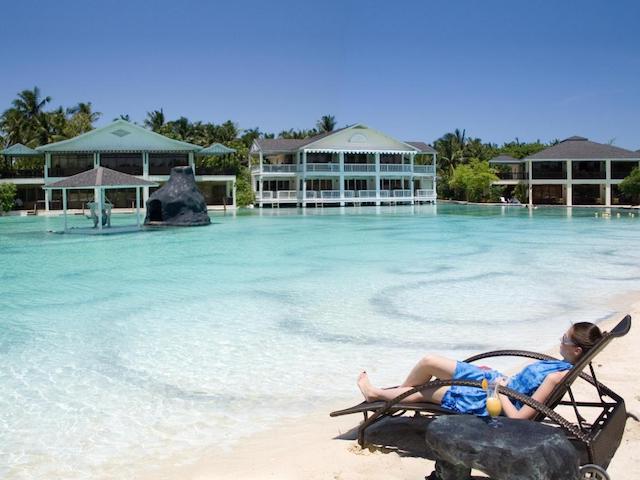 セブ島のプランテーションベイホテル