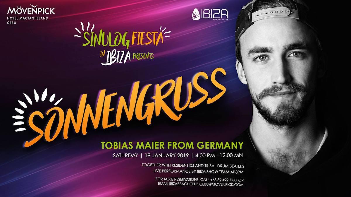 Sinulog Fiesta at Ibiza Cebu