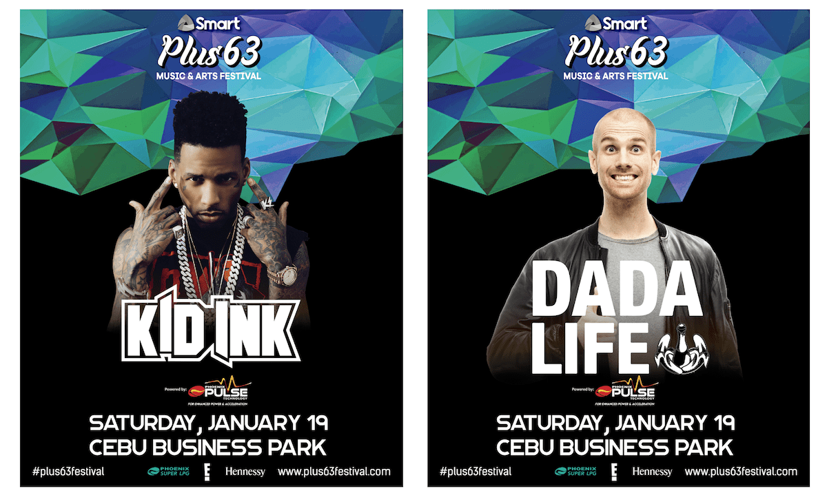Plus63 Music & Arts Festival