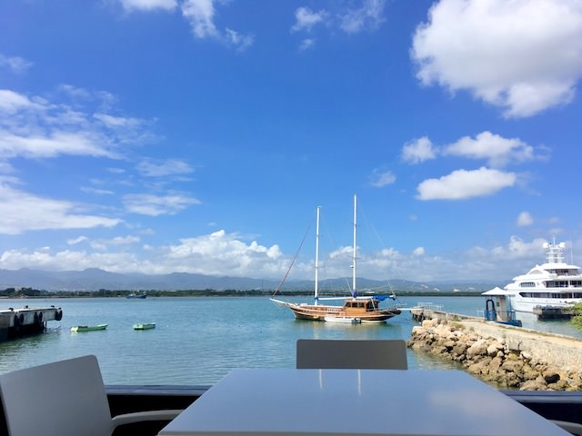 セブ blue elephant marina sea views