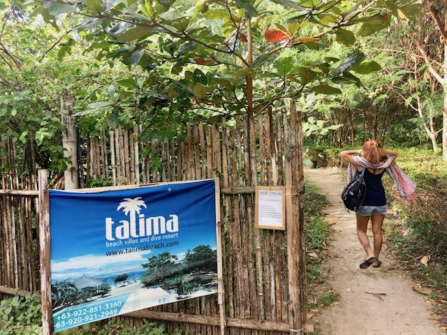 オランゴ島 タリマ