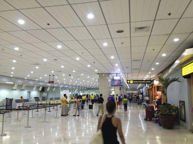 セブ 空港 施設