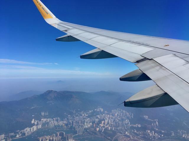 香港とセブを結ぶ直行便