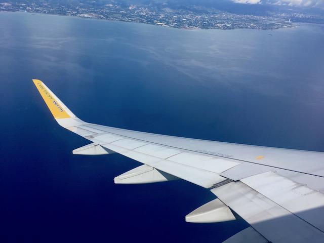 格安航空券で香港経由のフィリピン・セブ島旅行