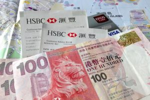 香港空港のatmでクレジットカードのキャッシング