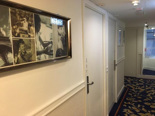 香港ミニホテルコーズウェイベイの部屋