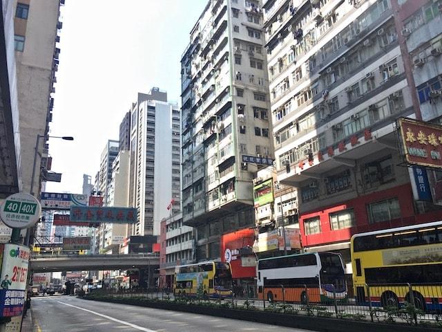 オクトパスカードは香港の観光旅行必須のアイテム