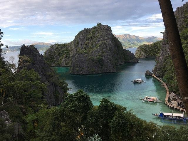 日本からフィリピン秘境のエルニド旅行の行き方