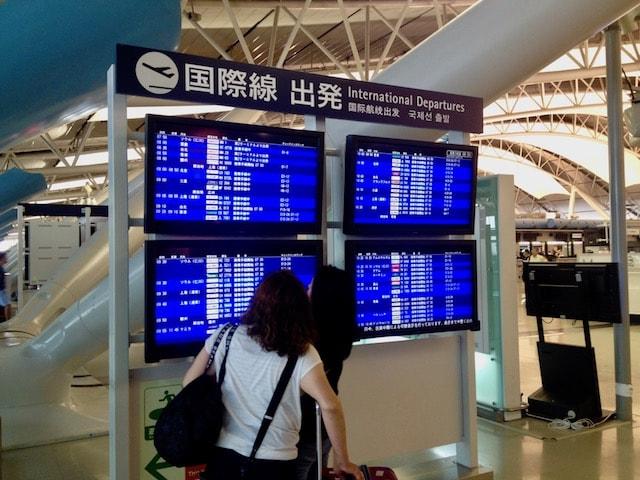 日本からフィリピン・エルニドの行き方