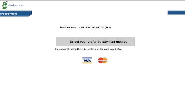 GetGoメンバー登録料クレジット支払い