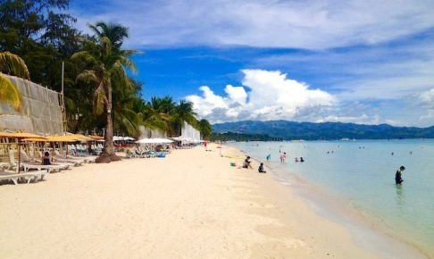 フィリピンの秘境エルニド×ボラカイ島を移動するならエアスイフト航空