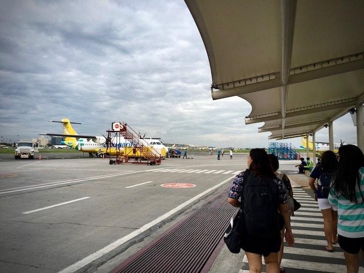 フィリピンの悪名高きマニラ空港で乗り継ぎ失敗