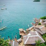 ボラカイ島飛び込み台のあるマジックアイランド