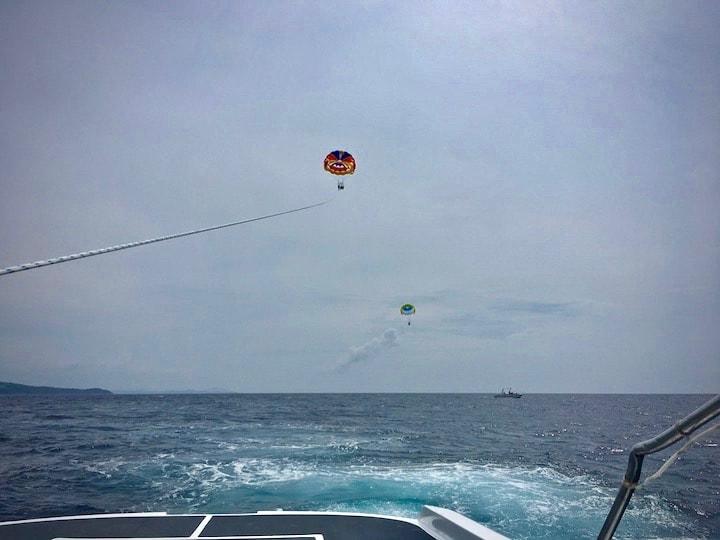 ボラカイ島でウォーターアクティビティ体験もおすすめ