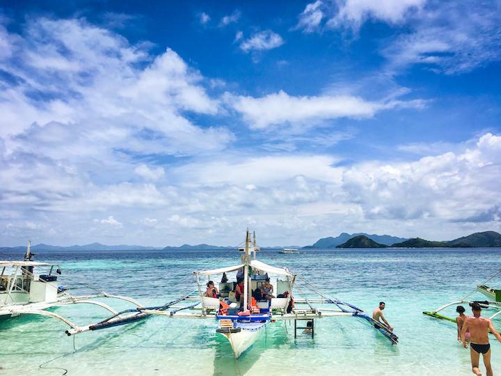 フィリピンのエルニドのアイランドホッピングツアー申込方法
