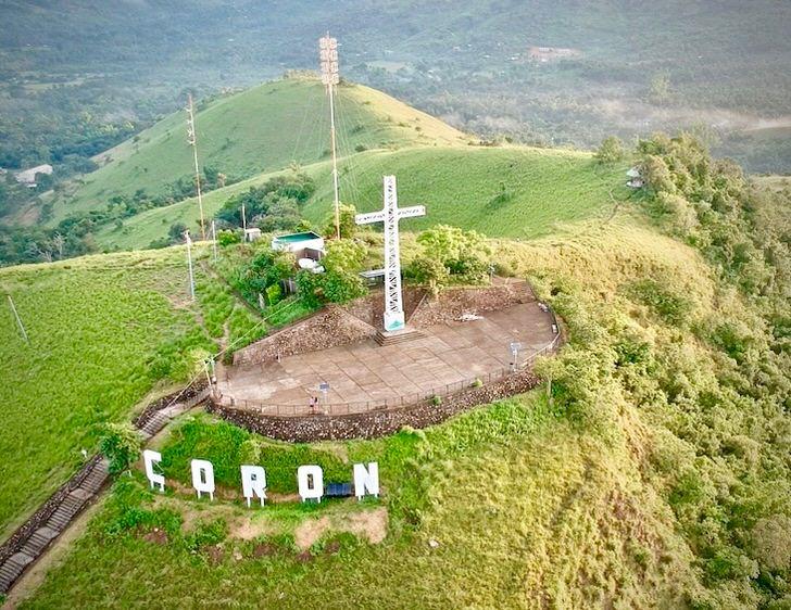 日本からフィリピン国内乗換え1回でコロン島へ