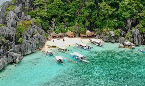 フィリピンのコロン島のおすすめホテル
