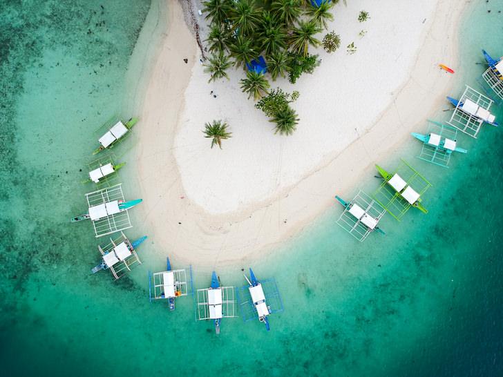 フィリピン・コロン島で最高のバカンス