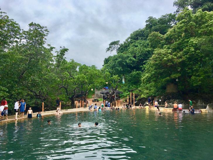 フィリピン・コロン島旅行の名所「マキニット温泉」