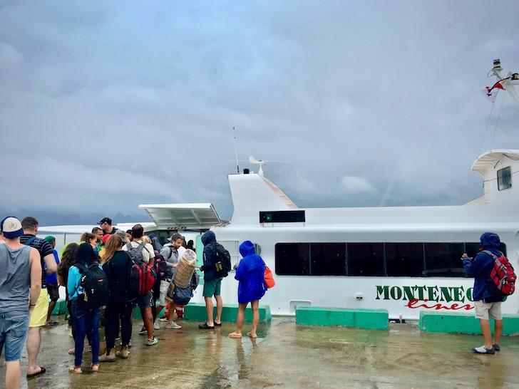 フィリピンのエルニドからコロン島への行き方を解説