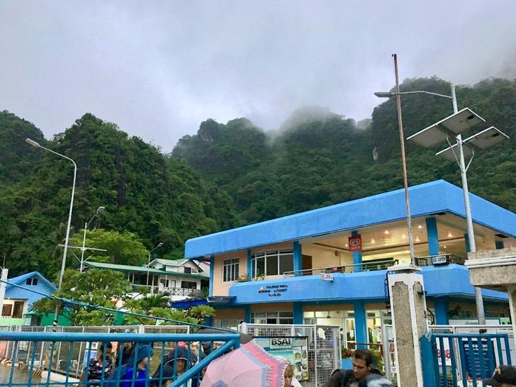 エルニドからコロン島へ高速フェリーで移動した体験談