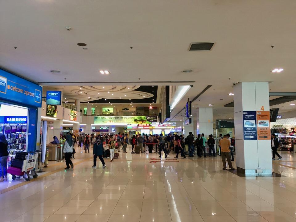 マレーシアの首都クアラルンプールからペナン島まで行く方法