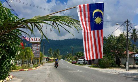 マレーシアのランカウイ島でレンタルバイクを借りる方法