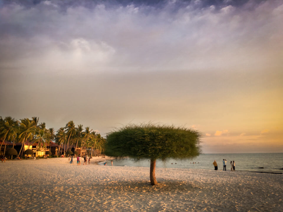 チェナンビーチ周辺のおすすめリゾートホテル