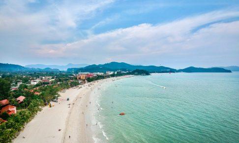 マレーシア観光で人気のランカウイ島旅行