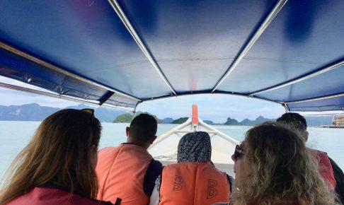 マレーシア・ランカウイ島のアイランドホッピングツアー