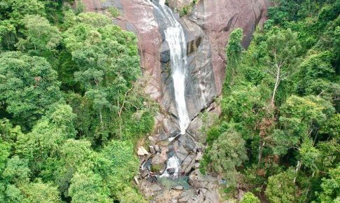 マレーシアランカウイ島おすすめの滝