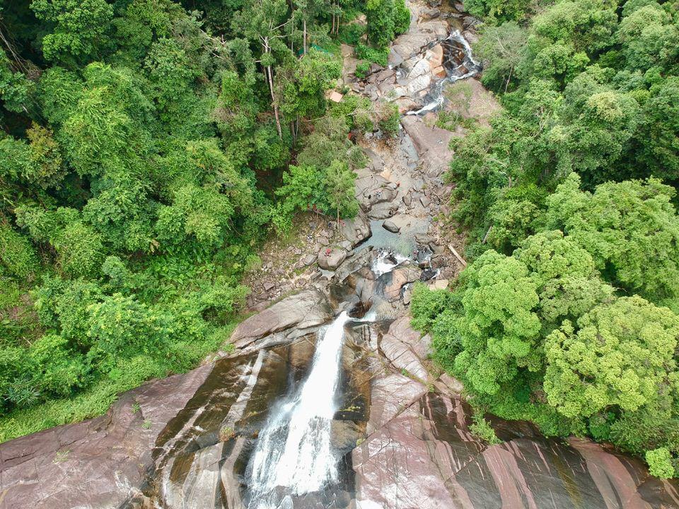 マレーシア・ランカウイ島おすすめの滝