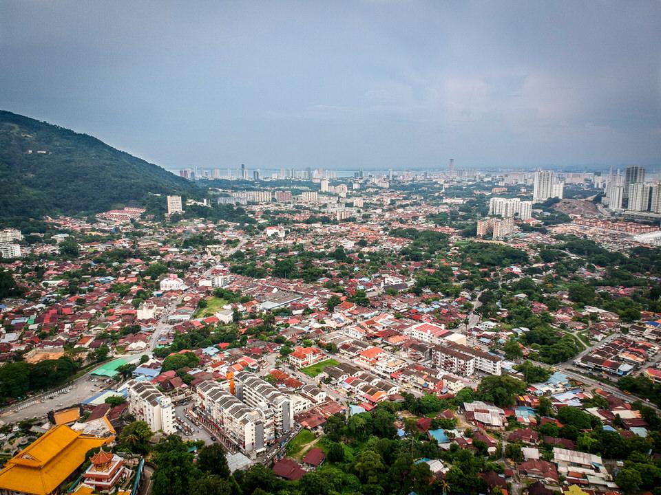 マレーシア・ペナン島の世界遺産ジョージタウン観光の歩き方