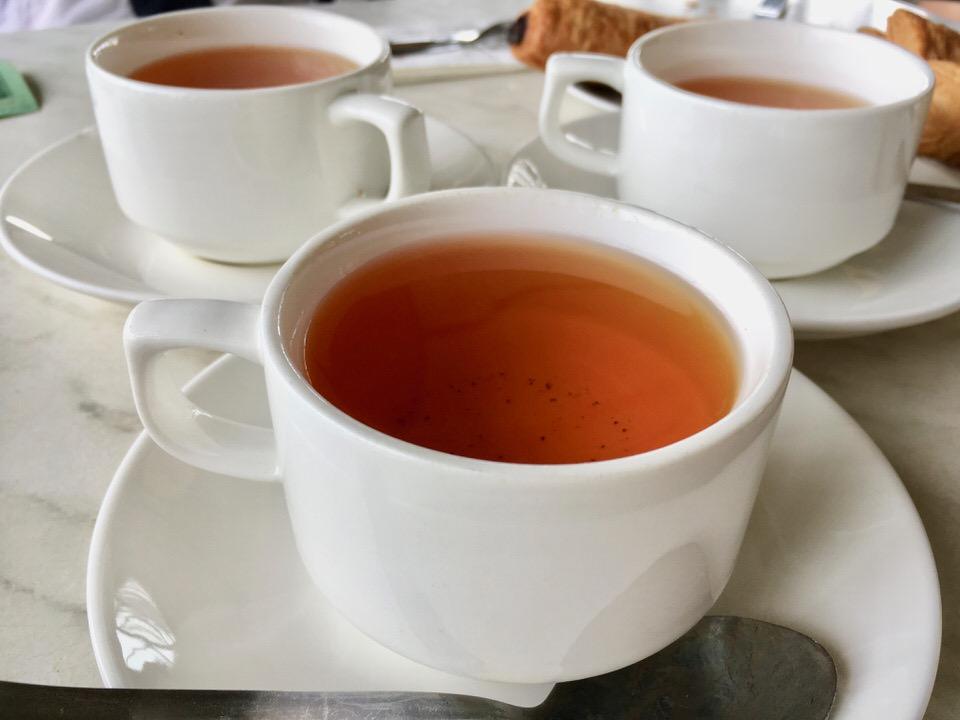 キャメロンハイランド名産の紅茶ボーティー