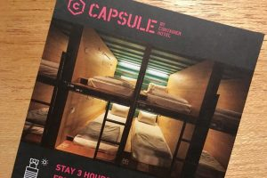 クアラルンプール空港内のカプセルホテル宿泊体験談