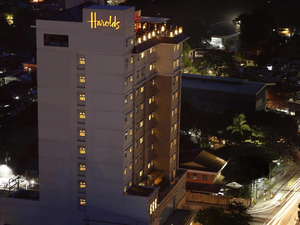 ハロッズホテルセブ