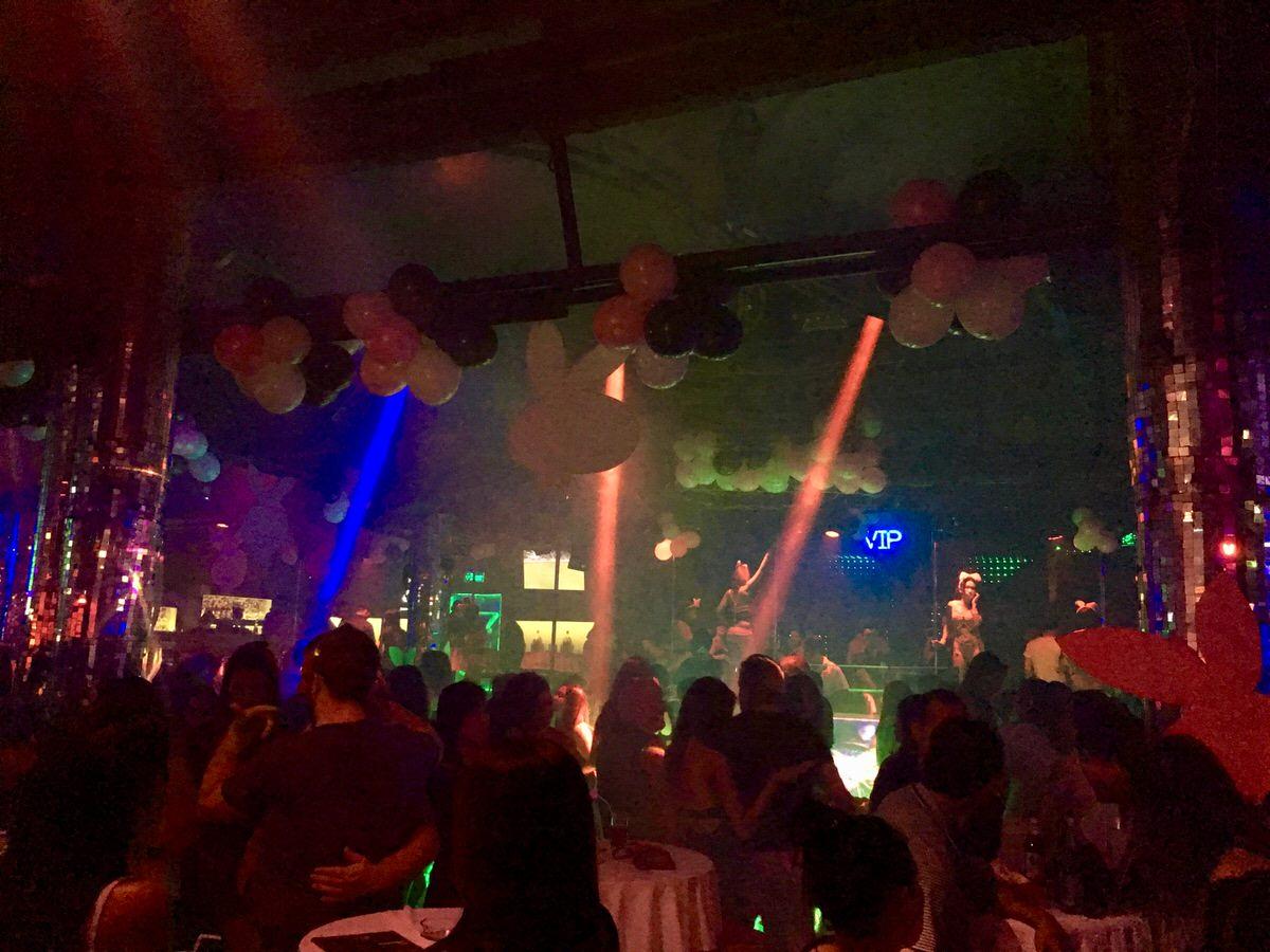 プーケットのタイパンナイトクラブ(Tai Pan Nightclub)