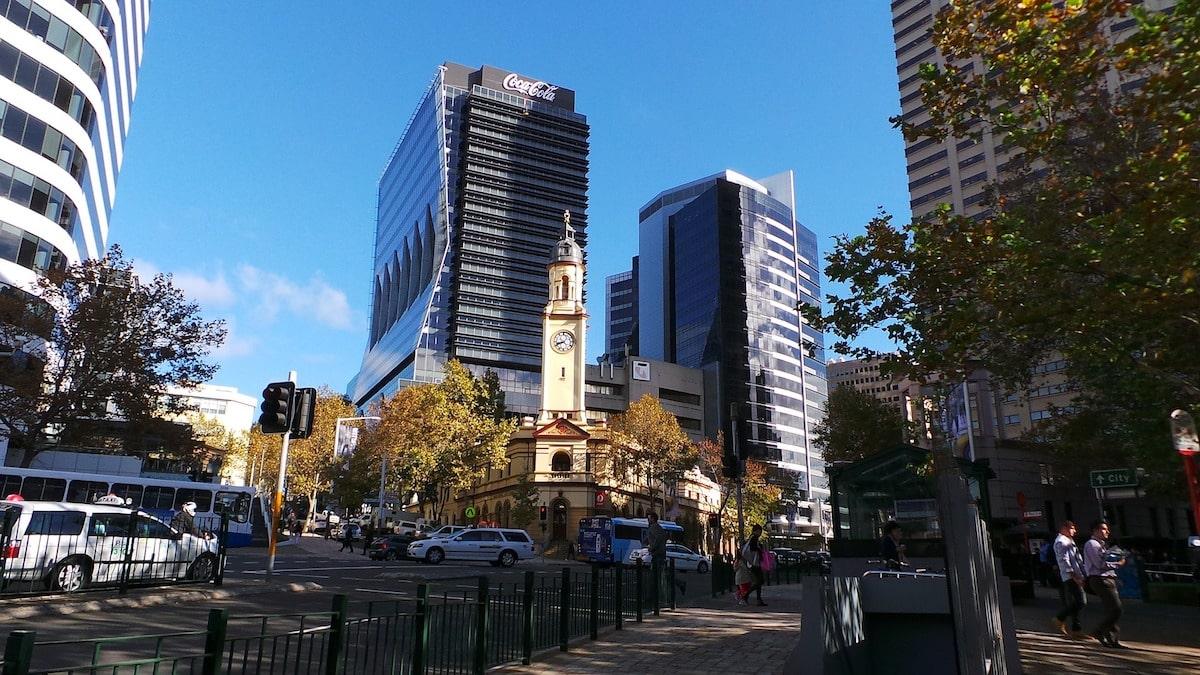 ウーバーイーツが利用できるオーストラリアの都市・エリア