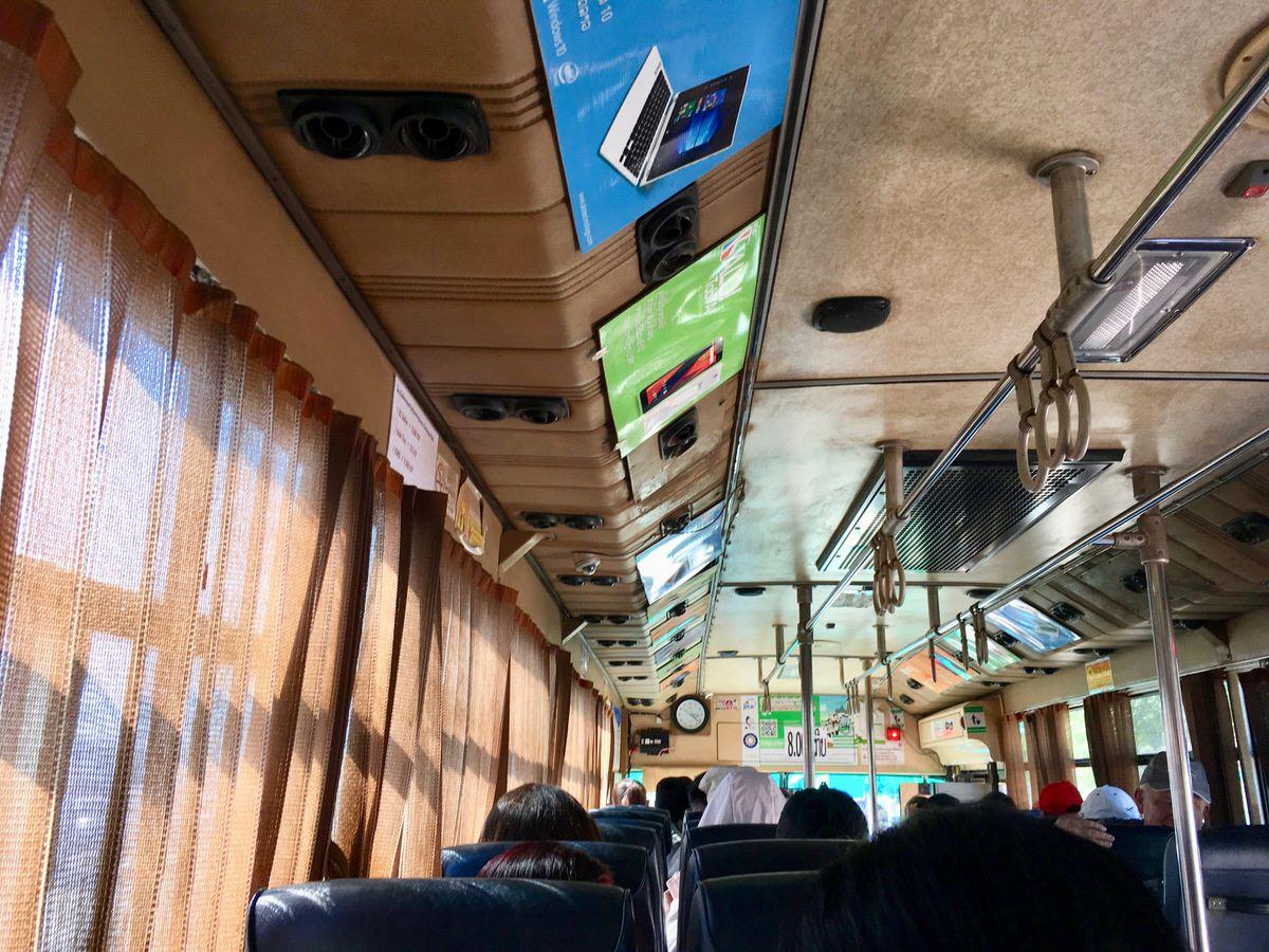 チェンマイからウドンタニ経由でビエンチャンへ行く方法