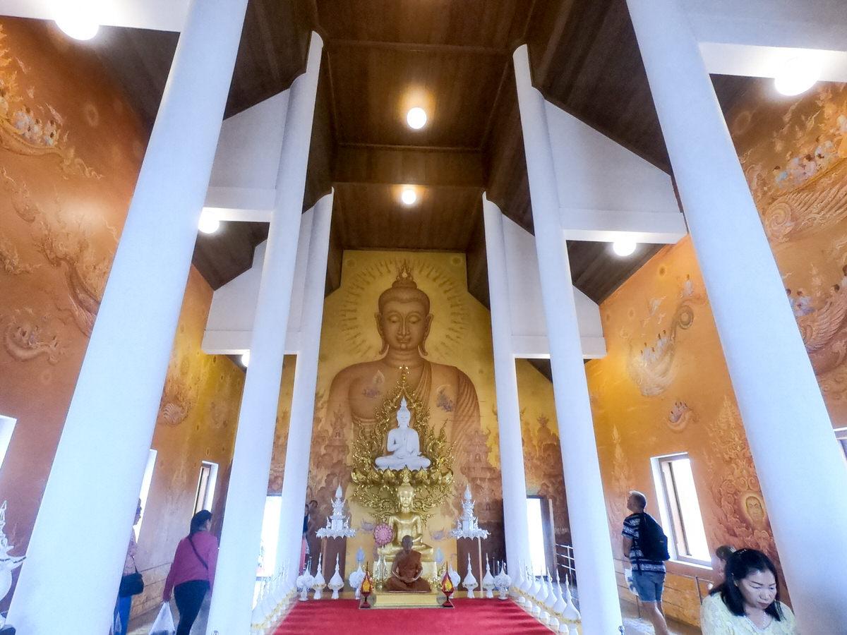チェンライ観光「1日目」の様子