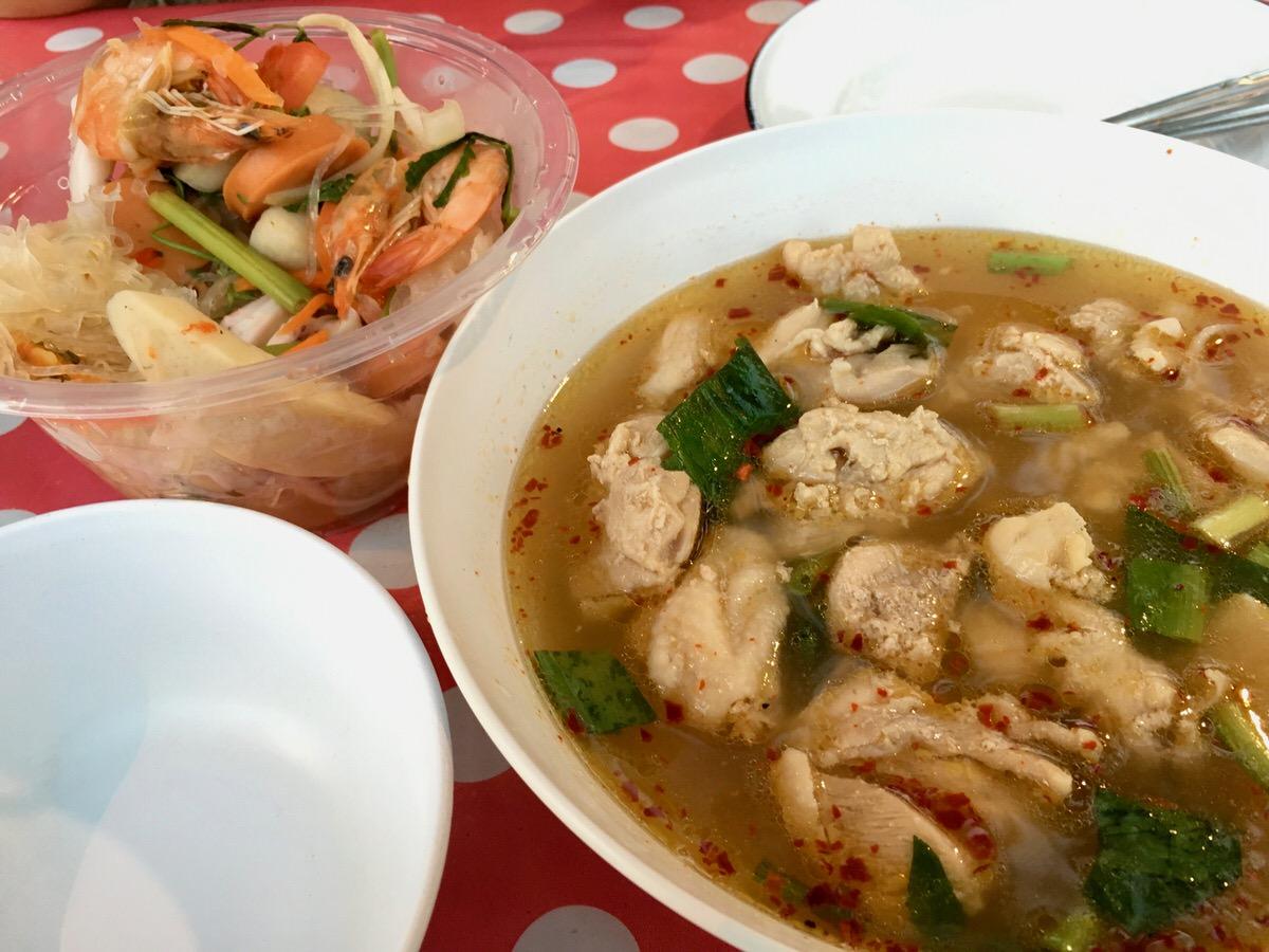 タイのローカル料理