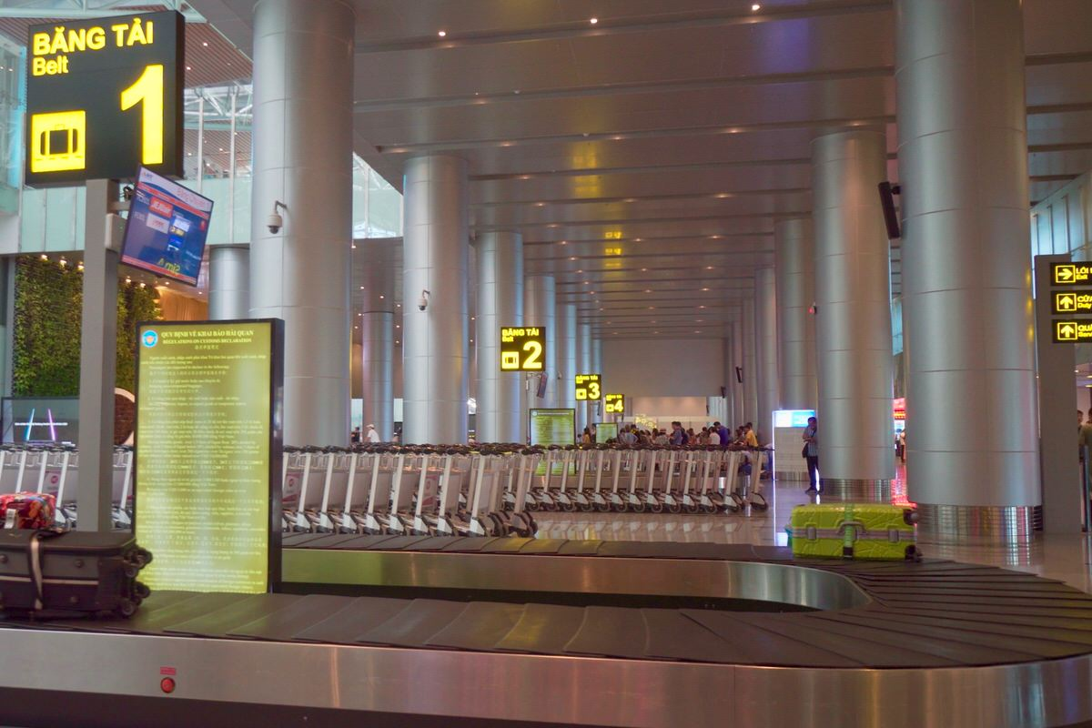 ベトナム・ダナン空港