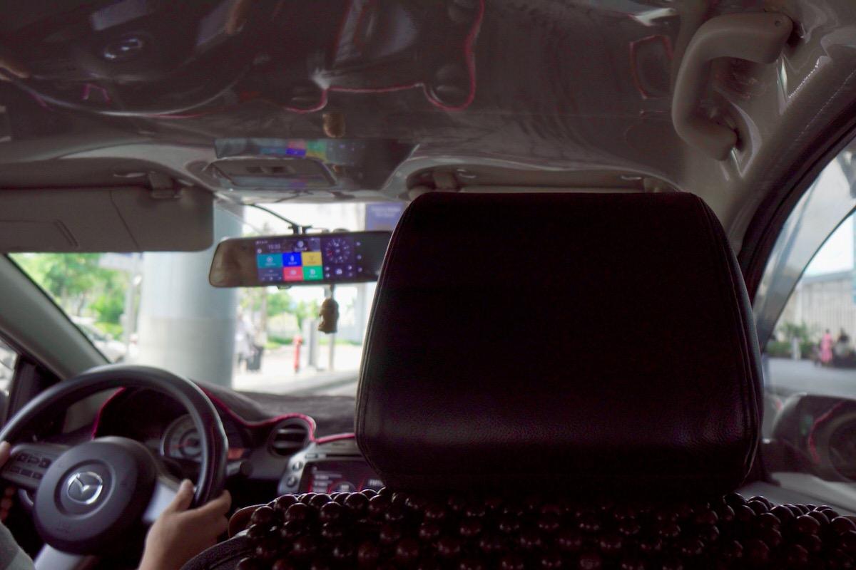 ダナン旅行の移動はグラブタクシー