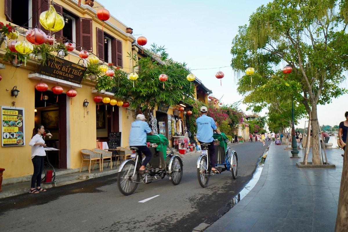 ベトナム・ダナンから世界遺産ホイアン日帰り旅行した体験談